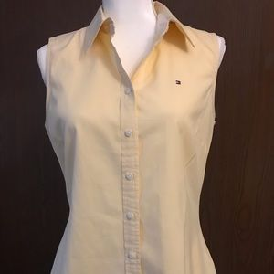 Tommy Hilfiger women's sleeveless top Sz. (M)